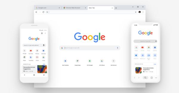 Google przedstawia nową odsłonę przeglądarki Chrome