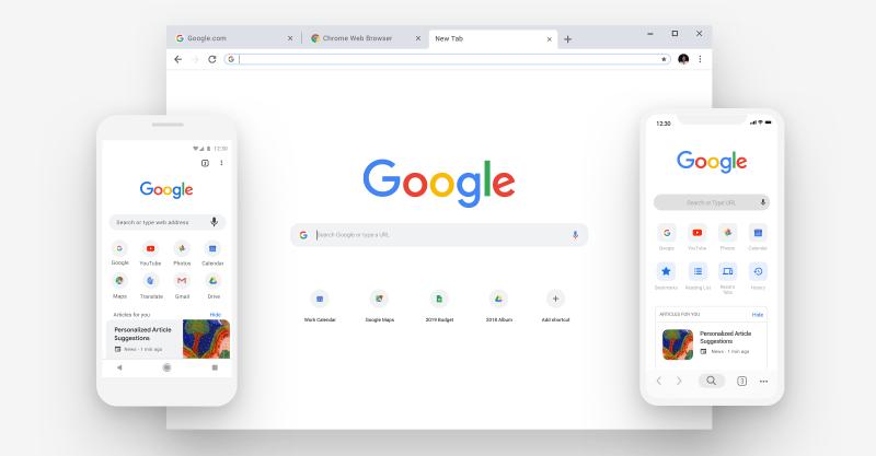 Google Chrome 59