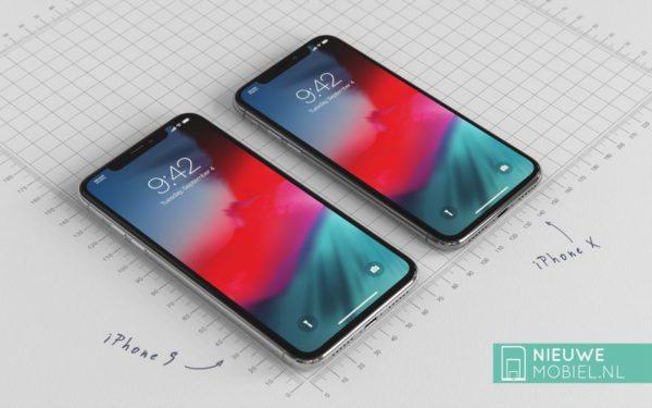 Jak będą nazywały się nowe iPhone'y z 2018 roku?