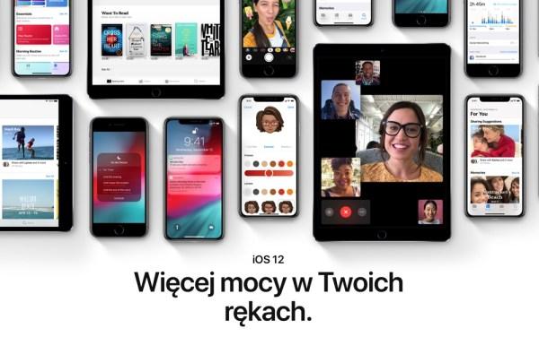 Co należy zrobić przed aktualizacją systemu iOS 12?