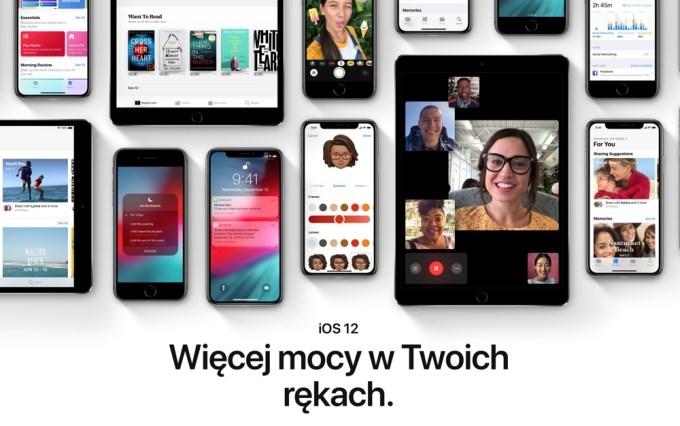 Poradnik: co należy zrobić przed aktualizacją/instalacją systemu iOS 12?