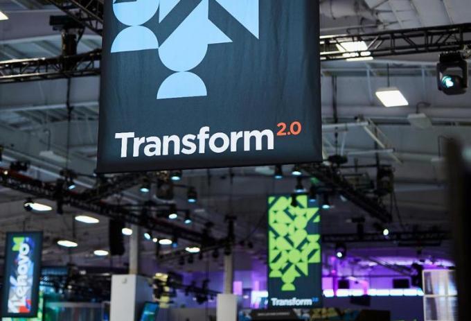 Konferencja Lenovo Transform 2.0