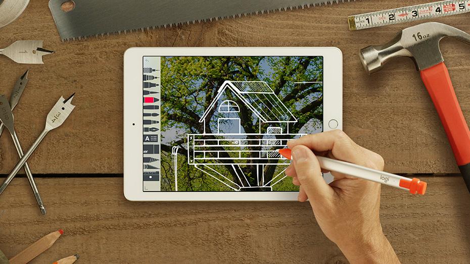 Logitech Crayon dla iPada 6. gen.