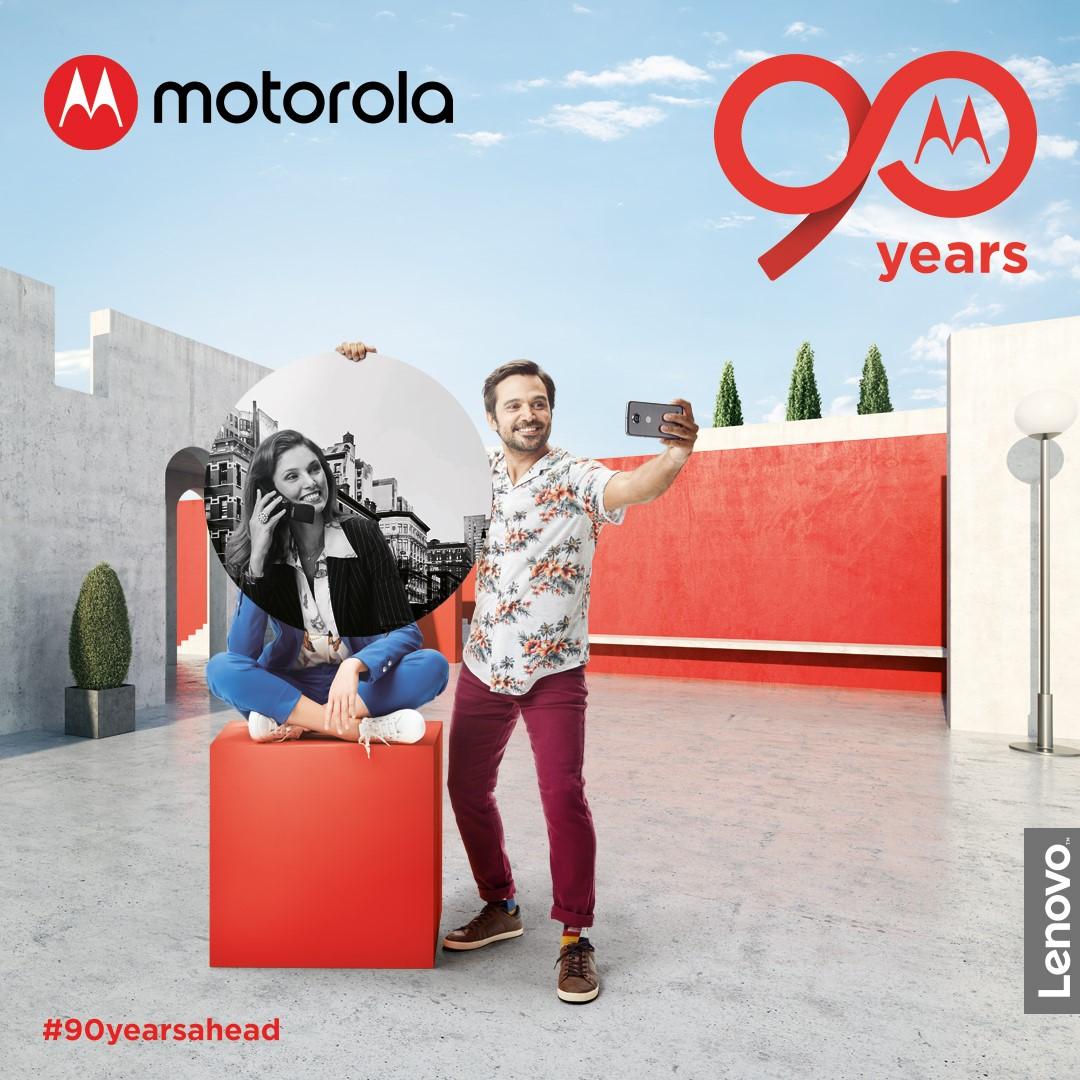 Motorola 90 lat