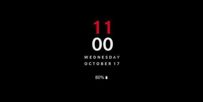 OnePlus 6T może zostać zaprezentowany 17 listopada 2018 r.