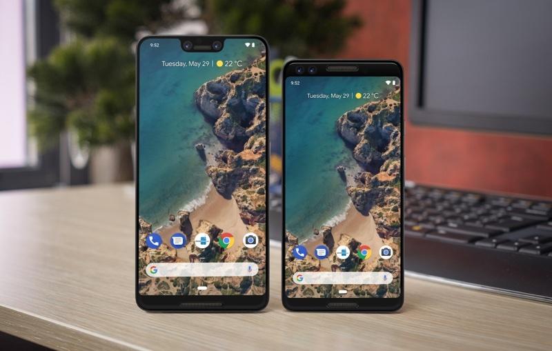 Nieoficjalne zdjęcia Pixel 3 i Pixel 3 XL