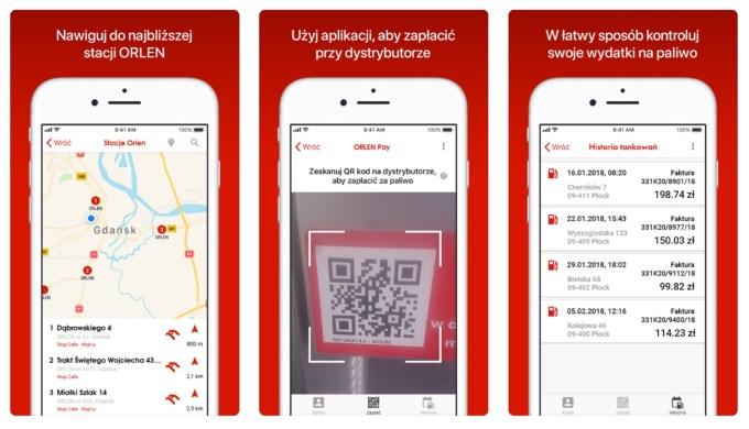 Orlen Pay w aplikacji mobilnej Orlen Mobile