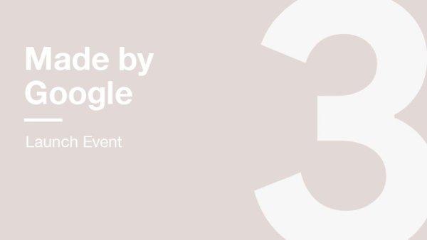 Jak oglądać online konferencję Made by Google 2018?