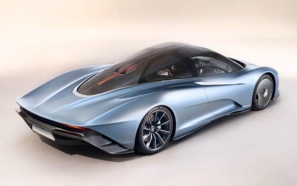 McLaren Speedtail za 2,25 mln dolarów pojedzie 400 km/h