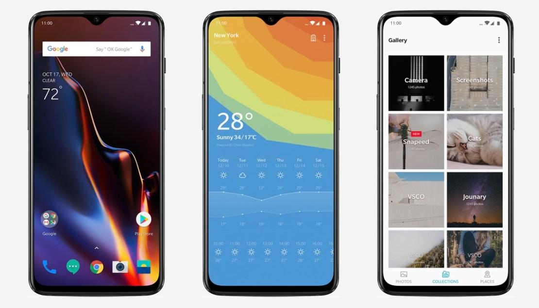 Oficjalne zdjęcia OnePlus 6T