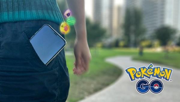 Pokémon Go odczyta aktywność bez uruchamiania aplikacji