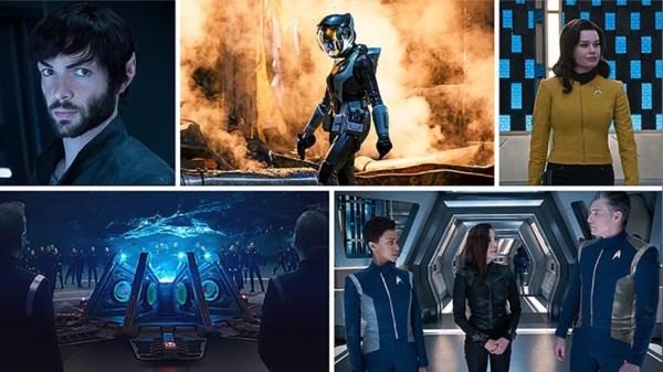 "Drugi sezon ""Star Trek: Discovery"" 17 stycznia 2019 r."