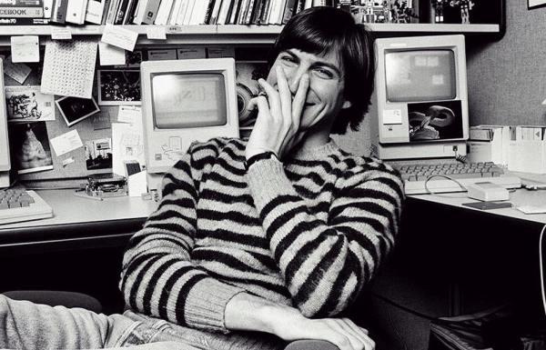 Dokładnie 65 lat temu urodził się Steve Jobs