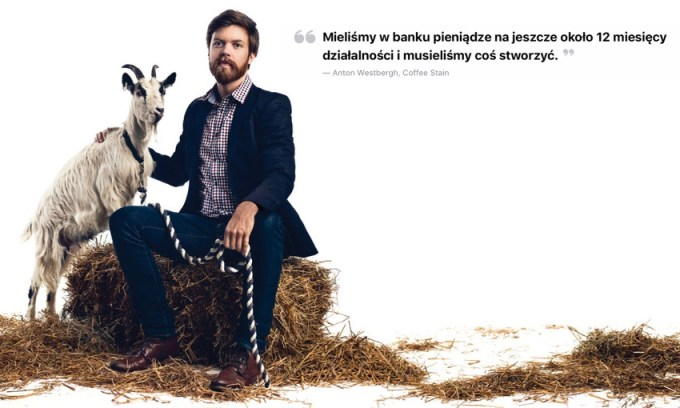 Anton Wesbergh – współtwórca Goat Simulator