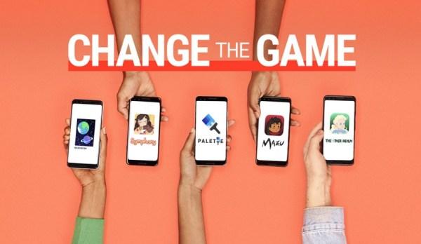 Rośnie kolejne pokolenie twórczyń gier w sklepie Google Play