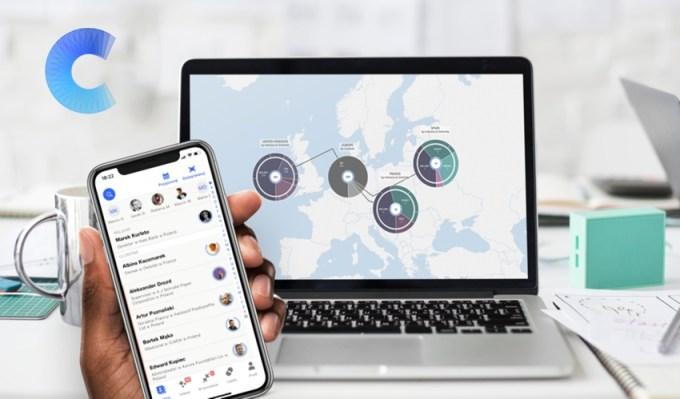 Covve - aplikacja do zarządzania kontaktami
