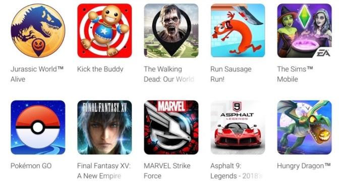 Nominowane gry mobilne do Google Play Best of 2018 Awards (cz. 1)