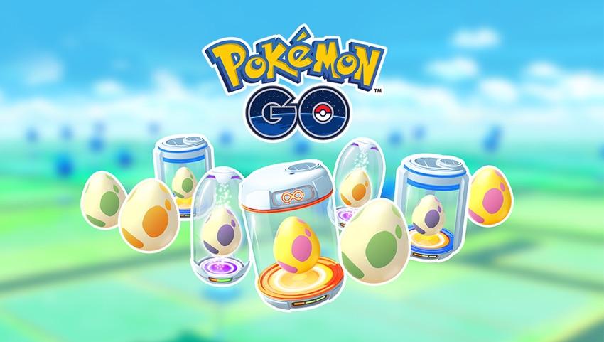 Hatchathon w grze Pokemon GO