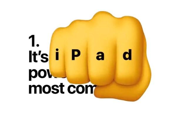 5 powodów, dla których iPad Pro może zastąpić komputer