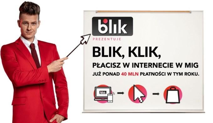 """MC Silk w kampanii """"BLIK, klik, płacisz w internecie w mig!"""""""