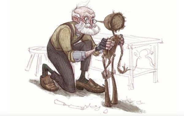 Guillermo del Toro wyreżyseruje Pinokia dla serwisu Netflix