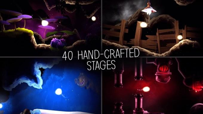 SHINE - Journey Of Light - 40 ręcznie stworzonych poziomów