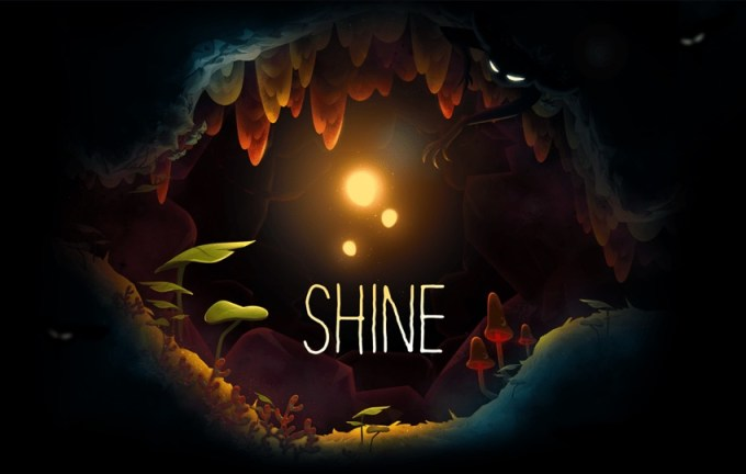 Gra mobilna: SHINE - Journey Of Light