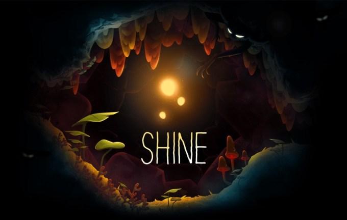 Gra mobilna: SHINE - Journey Of Light