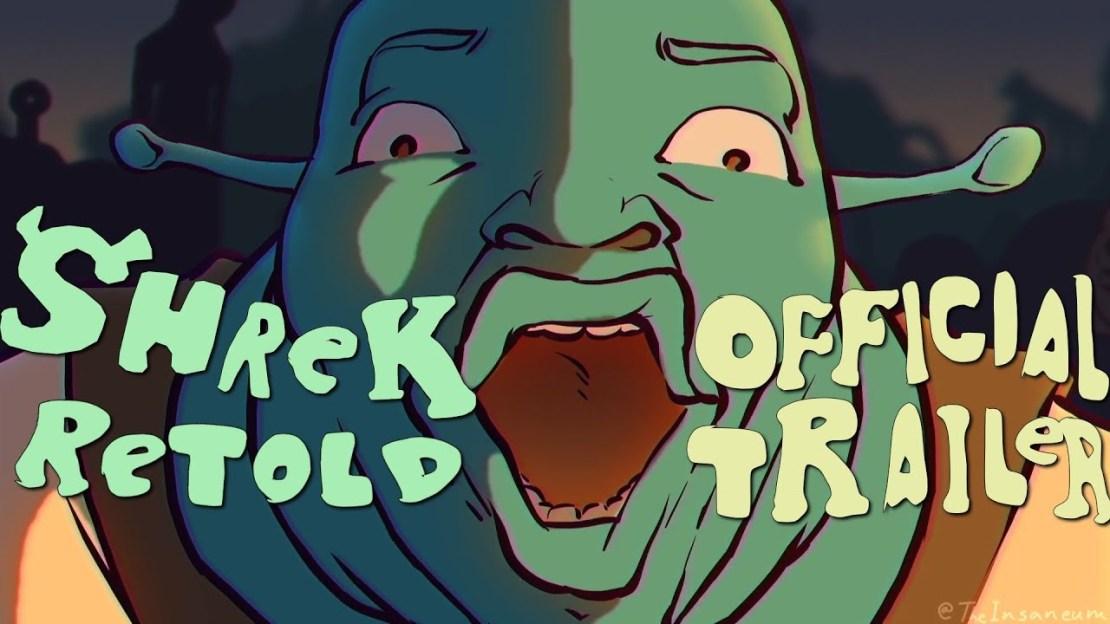 Shrek Retold (trailer film)