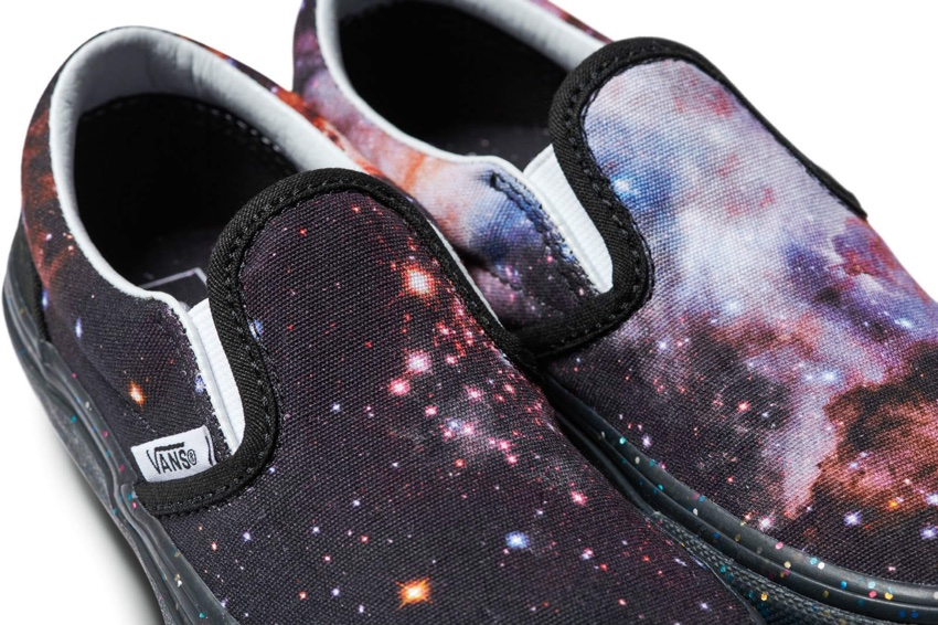 Vans NASA Space Voyager