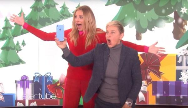 """iPhone'y XR dla wszystkich z widowni """"The Ellen Show"""""""