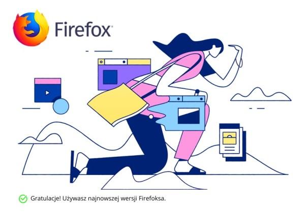 Firefox 64 z lepszym zarządzaniem kartami i inteligentnymi rekomendacjami