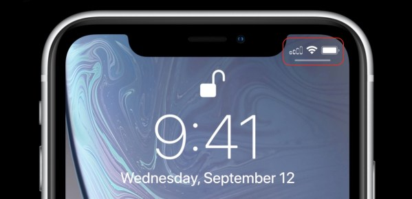 Jak naprawić problem z siecią komórkową pod iOS 12.1.2?