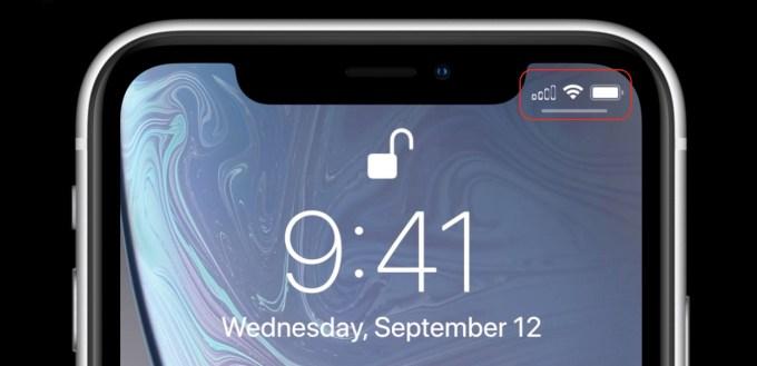 iPhone - brak sieci komórkowej pod iOS 12.1.2