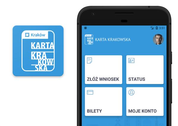 """Aplikacja mobilna """"Karta Krakowska"""" dostępna na Androidzie"""