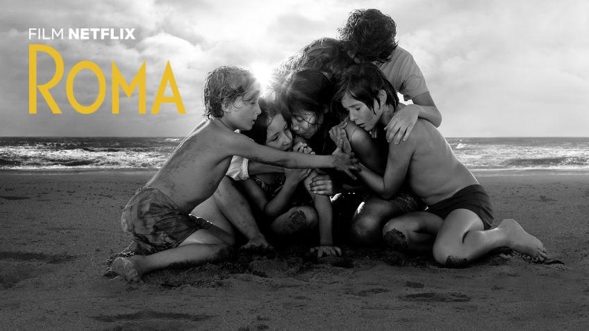 "Film ""Roma"" Alfonso Cuaróna (Netflix)"