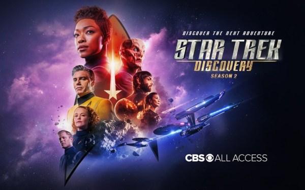 """Nowy zwiastun drugiego sezonu """"Star Trek: Discovery"""" robi smaka!"""