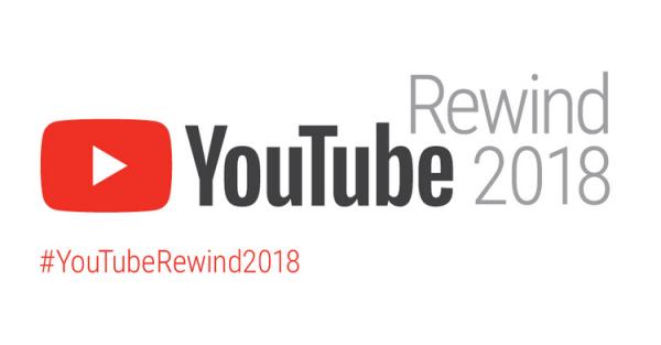 YouTube Rewind 2018 – najpopularniejsze wideo mijającego roku