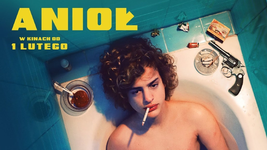 "Lorenzo Ferro jako ""Anioł"" (reż. Luis Ortega, prod. Pedro Almodovar)"