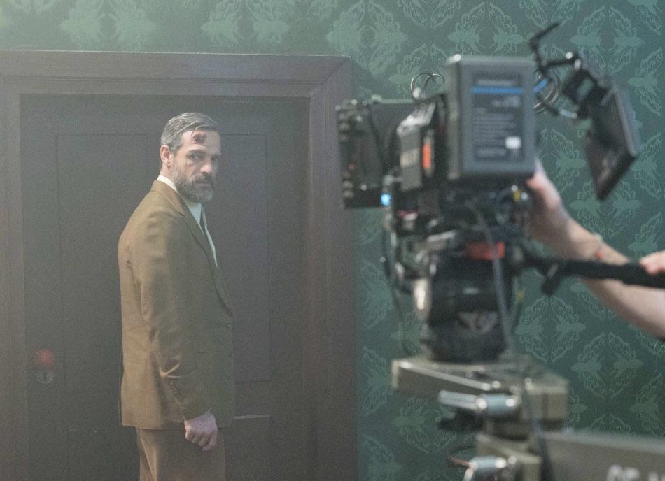"""Kadr z filmu """"Paradox"""""""