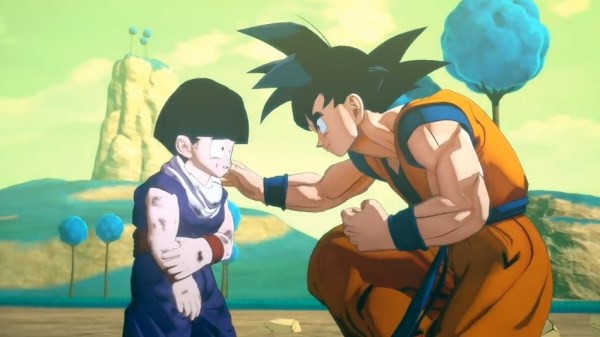 """Dragon Ball Project Z"" to gra RPG, na którą fani czekali"