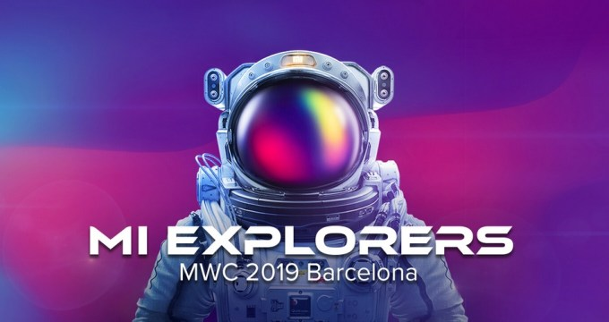 Mi Explorers (MWC 2019)