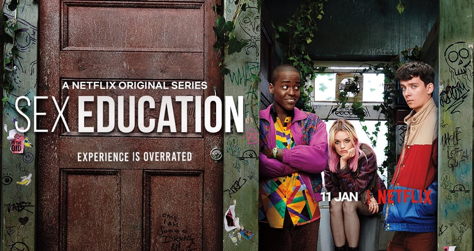 "Serial ""Sex Education"" 11 stycznia 2019 r. na Netflix"