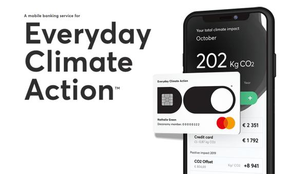 Nowe usługi płatnicze, które zapobiegają zmianom klimatu