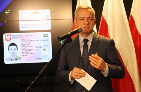 Wnioski o e-Dowód można będzie składać już od 4 marca br.