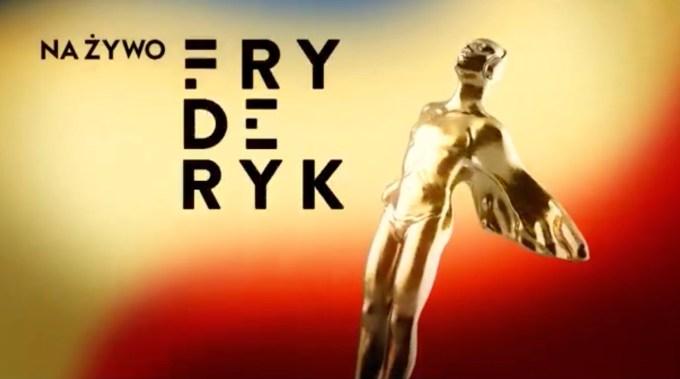 Transmisja z wręczenia nagród Fryderyki 2019
