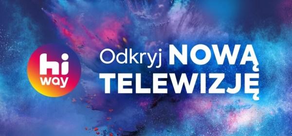 HIWAY – nowa platforma telewizyjna sieci INEA