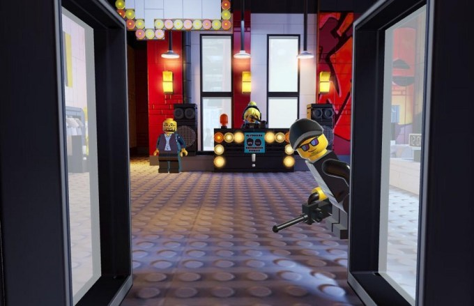 LEGO Wear Shop - The Missing Piece
