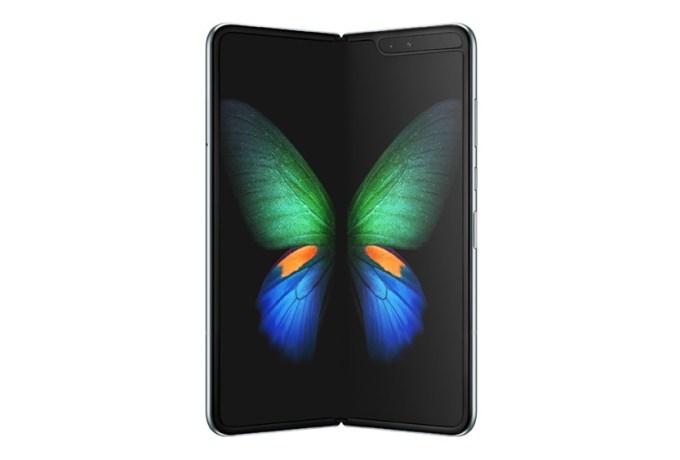 Samsung Galaxy Fold - składany smartfon