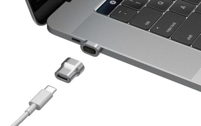 ThunderMag (Thundebolt 3 USB-C + MagSafe)